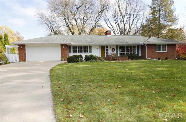 440 E High Point Drive, Peoria, IL 61614 (#1199746) :: Adam Merrick Real Estate