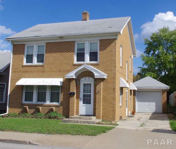 625 N Lafayette Street, Macomb, IL 61455 (#1199755) :: Adam Merrick Real Estate
