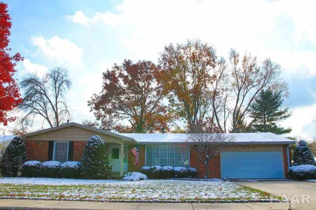 2818 W Wardcliffe Drive, Peoria, IL 61604 (#PA1199811) :: Adam Merrick Real Estate