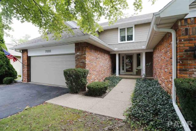 7101 N Willow Bend Point, Peoria, IL 61614 (#1199895) :: Adam Merrick Real Estate