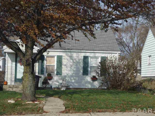 421 E Lake Avenue, Peoria Heights, IL 61616 (#1199973) :: RE/MAX Preferred Choice
