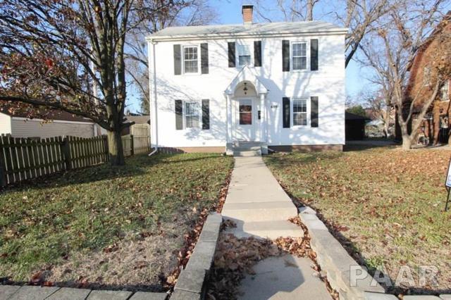 609 W Maywood Avenue, Peoria, IL 61604 (#PA1199991) :: The Bryson Smith Team