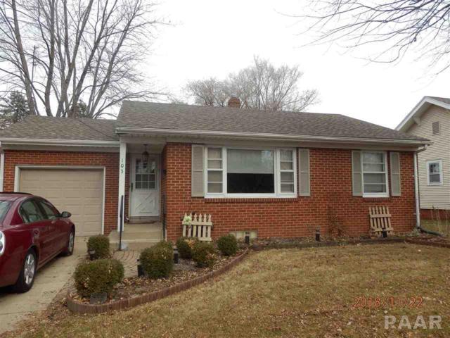 103 E Jefferson, Washington, IL 61571 (#1200018) :: Adam Merrick Real Estate