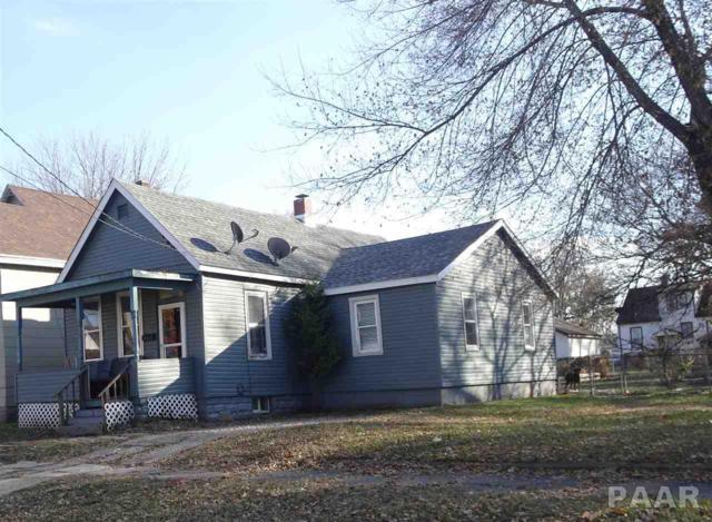 2718 W Marquette Street, Peoria, IL 61605 (#1200026) :: The Bryson Smith Team