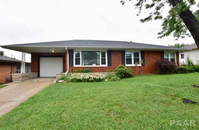 1203 Jefferson, Pekin, IL 61554 (#1200044) :: Adam Merrick Real Estate