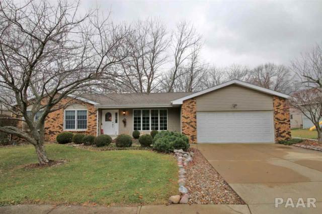 2203 Wildwood Drive, Pekin, IL 61554 (#1200174) :: Adam Merrick Real Estate