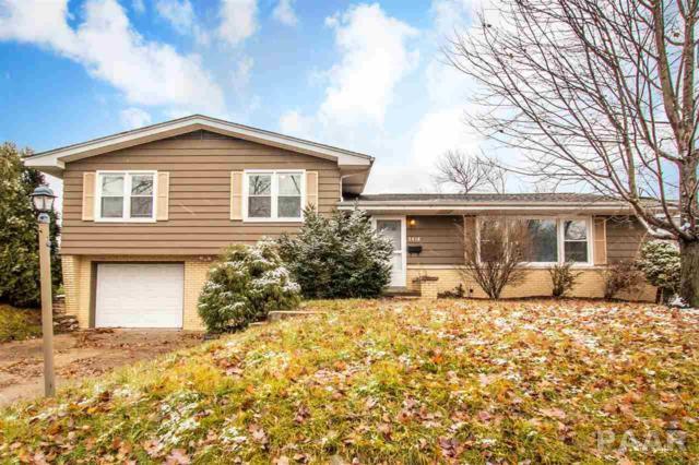5418 N Nottingham Place, Peoria, IL 61614 (#1200180) :: Adam Merrick Real Estate