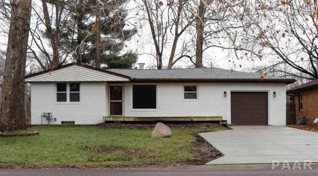 824 Oakwood Road, East Peoria, IL 61611 (#1200197) :: Adam Merrick Real Estate