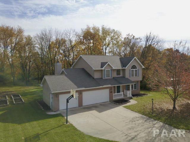 21004 N Deer Bluffs Drive, Chillicothe, IL 61523 (#1200305) :: The Bryson Smith Team