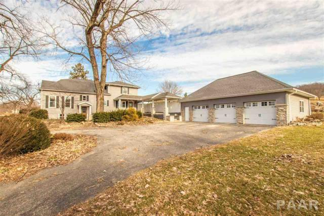 1156 Upper Spring Bay Road, East Peoria, IL 61611 (#1200350) :: The Bryson Smith Team