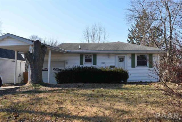 3307 N Finnell Avenue, Peoria, IL 61604 (#1200361) :: The Bryson Smith Team