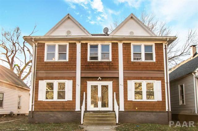310-312 E Archer Avenue, Peoria, IL 61603 (#PA1200374) :: Killebrew - Real Estate Group
