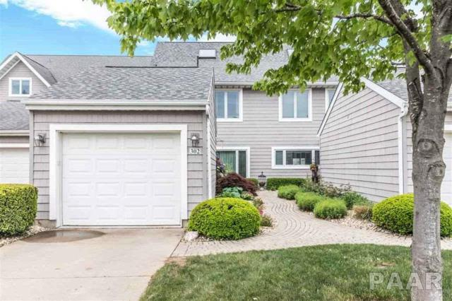 302 Harbor Pointe Drive, East Peoria, IL 61611 (#1200384) :: Adam Merrick Real Estate