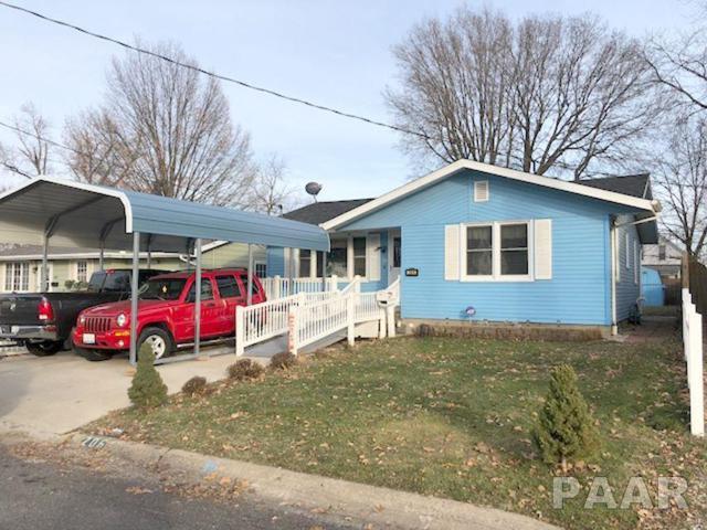 206 Keller Street, Bartonville, IL 61607 (#1200388) :: The Bryson Smith Team