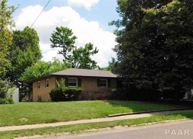 1708 St Clair Drive, Pekin, IL 61554 (#1200572) :: Adam Merrick Real Estate