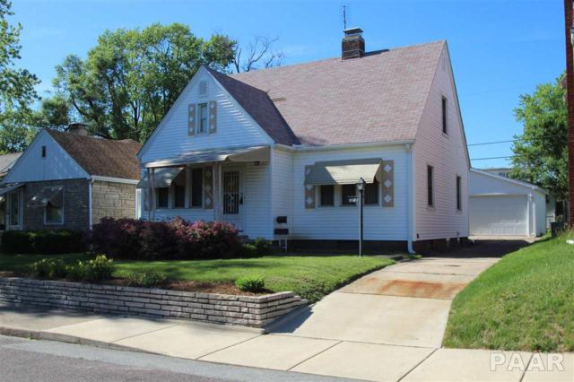 1123 E Richwoods Boulevard, Peoria, IL 61603 (#1200643) :: The Bryson Smith Team