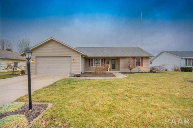 157 Elmridge Circle, East Peoria, IL 61611 (#1200765) :: Adam Merrick Real Estate