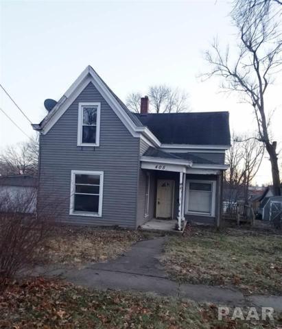 405 E Madison, Mackinaw, IL 61755 (#1200772) :: Adam Merrick Real Estate