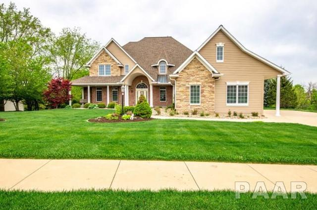 10511 N Coral Belle Court, Peoria, IL 61615 (#1200809) :: The Bryson Smith Team