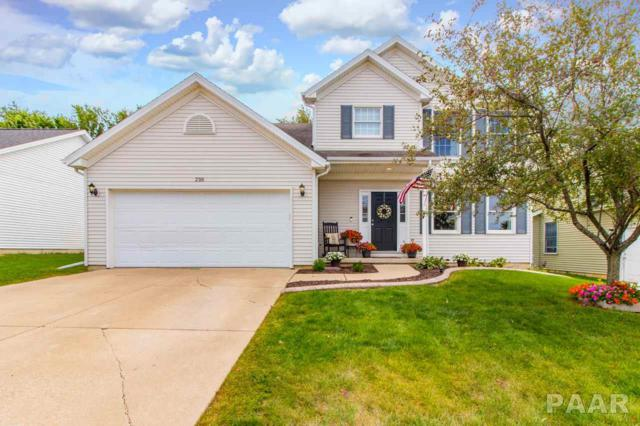 2316 W Miners Drive, Dunlap, IL 61525 (#1200835) :: The Bryson Smith Team