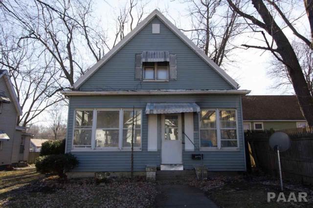 1004 E Kansas Street, Peoria, IL 61603 (#1200916) :: Adam Merrick Real Estate