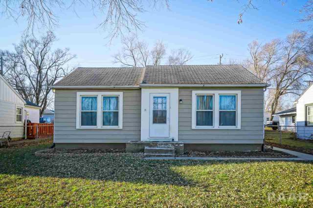 16028 N G I Joe Avenue, Chillicothe, IL 61523 (#1200922) :: RE/MAX Preferred Choice