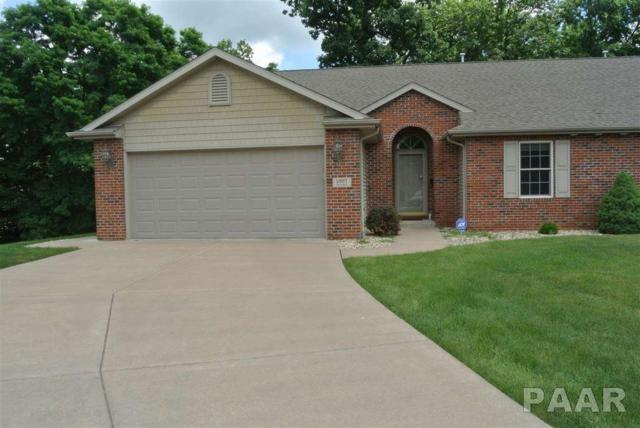 1007 W Tall Oaks, Bartonville, IL 61607 (#PA1200928) :: Adam Merrick Real Estate