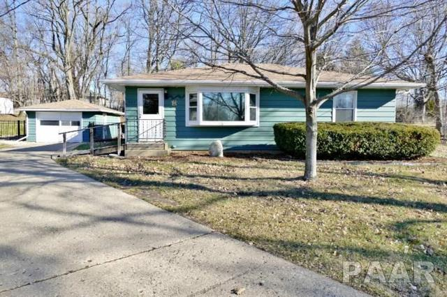 629 E Montclair Court, Peoria Heights, IL 61616 (#1200943) :: RE/MAX Preferred Choice