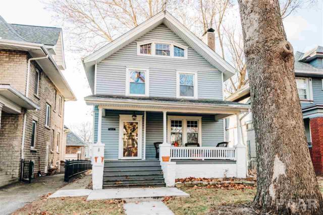 1404 W Parkside Drive, Peoria, IL 61606 (#1201041) :: Adam Merrick Real Estate
