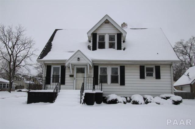 1007 S 10TH, Pekin, IL 61554 (#1201075) :: Adam Merrick Real Estate