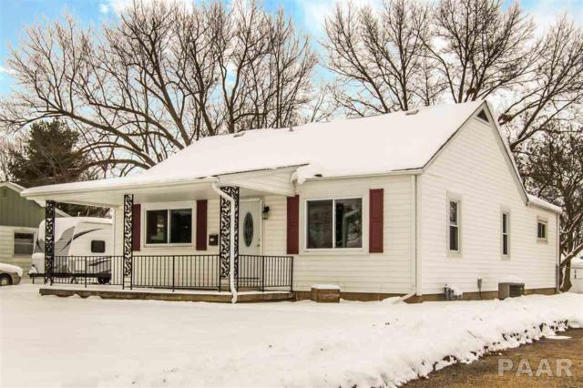 342 E Prairie Street, Farmington, IL 61531 (#1201106) :: Adam Merrick Real Estate