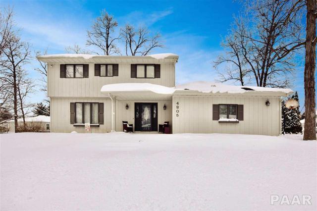 4805 W Knoboak Drive, Peoria, IL 61615 (#1201135) :: The Bryson Smith Team