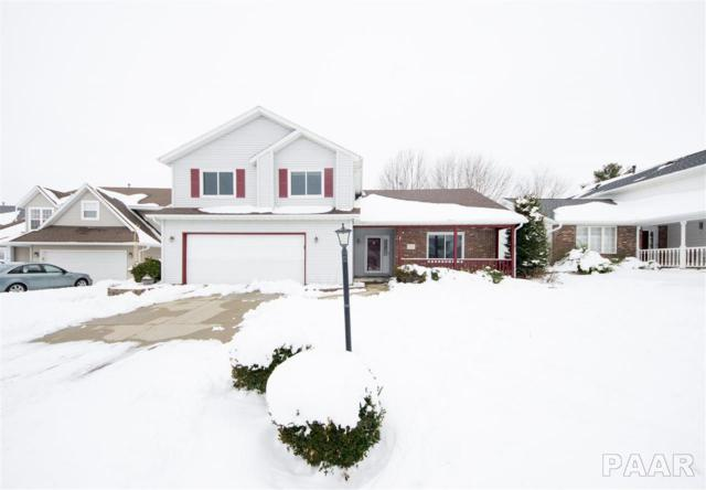 5511 N Pepperwood Court, Peoria, IL 61615 (#1201155) :: The Bryson Smith Team