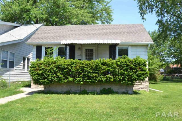 709 E Marietta Avenue, Peoria Heights, IL 61616 (#1201178) :: RE/MAX Preferred Choice