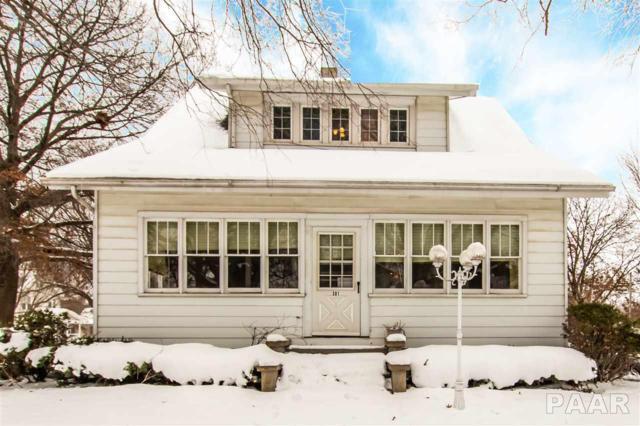 301 S White Street, Mackinaw, IL 61755 (#1201220) :: Adam Merrick Real Estate