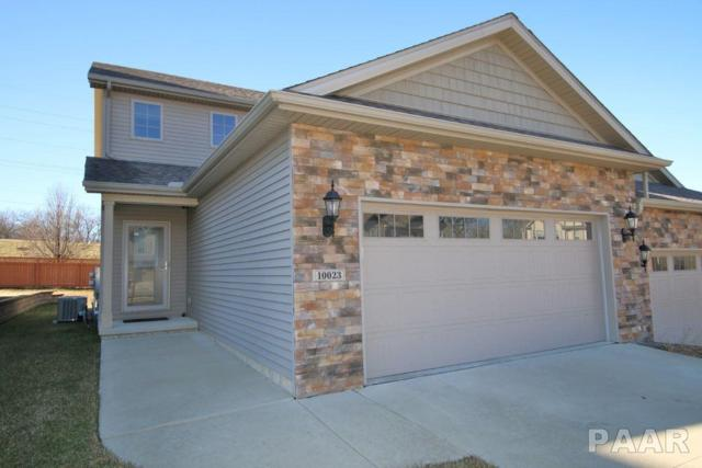 10023 N Brompton Court, Peoria, IL 61615 (#PA1201272) :: Adam Merrick Real Estate