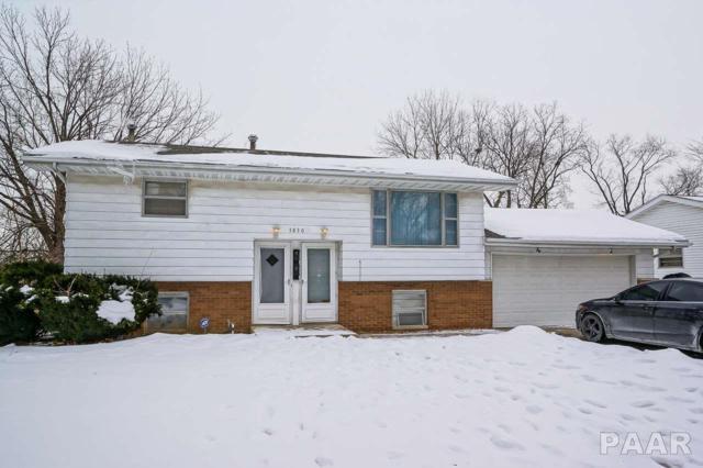 3830 N Donna Lane, Peoria, IL 61614 (#1201387) :: Adam Merrick Real Estate
