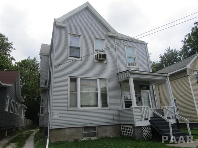 1107 N Sheridan Road, Peoria, IL 61606 (#1201441) :: Adam Merrick Real Estate