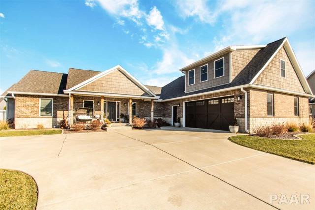 1745 Kingsbury Road, Washington, IL 61571 (#1201456) :: Adam Merrick Real Estate