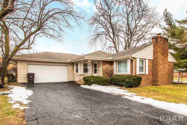 4616 N Woodview Avenue, Peoria, IL 61614 (#1201500) :: Adam Merrick Real Estate