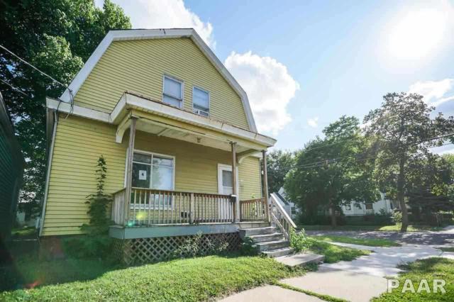600 E Ravine Avenue, Peoria, IL 61603 (#PA1201508) :: Adam Merrick Real Estate