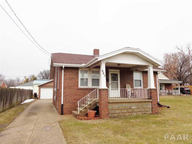 607 E Lake Avenue, Peoria, IL 61614 (#1201518) :: Adam Merrick Real Estate