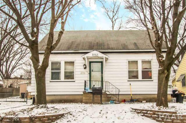 2217 Flora, Peoria, IL 61603 (#1201629) :: Adam Merrick Real Estate