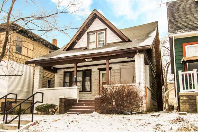 2317 Sheridan, Peoria, IL 61603 (#1201630) :: Adam Merrick Real Estate