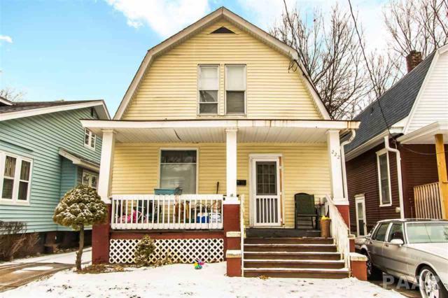 222 W Virginia, Peoria, IL 61603 (#1201632) :: Adam Merrick Real Estate