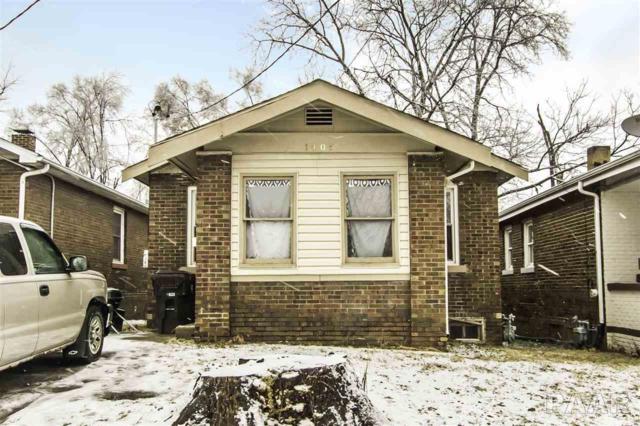 1405 E Rouse, Peoria, IL 61614 (#1201640) :: Adam Merrick Real Estate