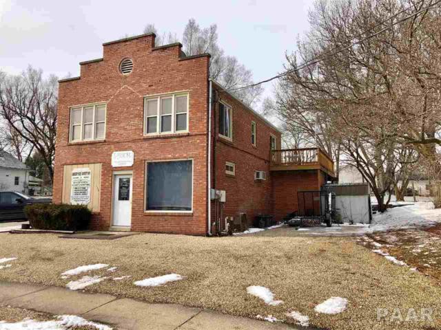 736 S Johnson Street, Macomb, IL 61455 (#1201641) :: Adam Merrick Real Estate