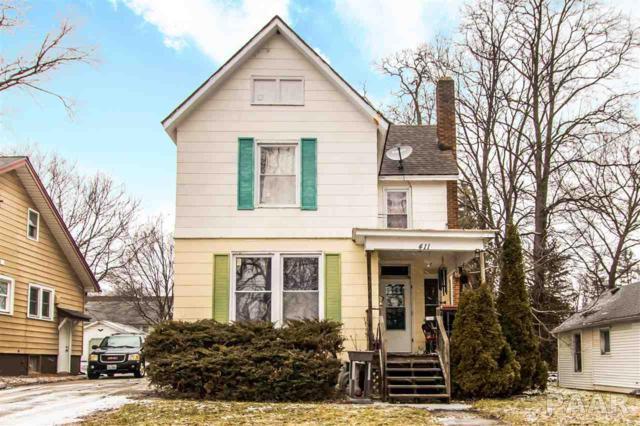 411 W Mcclure Avenue, Peoria, IL 61603 (#PA1201657) :: The Bryson Smith Team