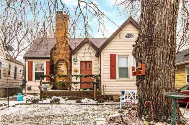 726 W Maywood Avenue, Peoria, IL 61604 (#1201660) :: Adam Merrick Real Estate