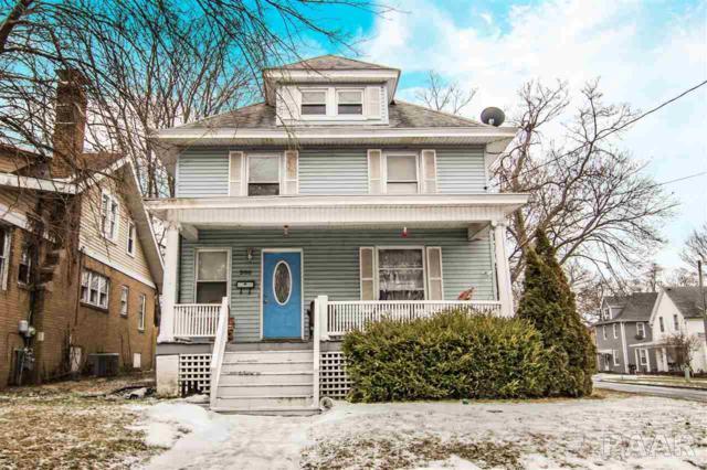 200 E Mcclure, Peoria, IL 61603 (#PA1201662) :: Adam Merrick Real Estate